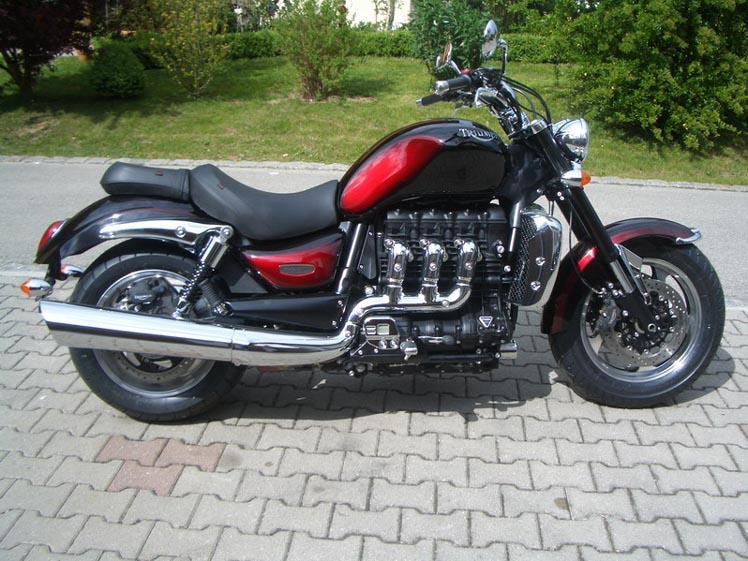 Triumph Rocket III Forum Roadster