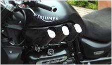 K&N Filter Triumph Rocket III
