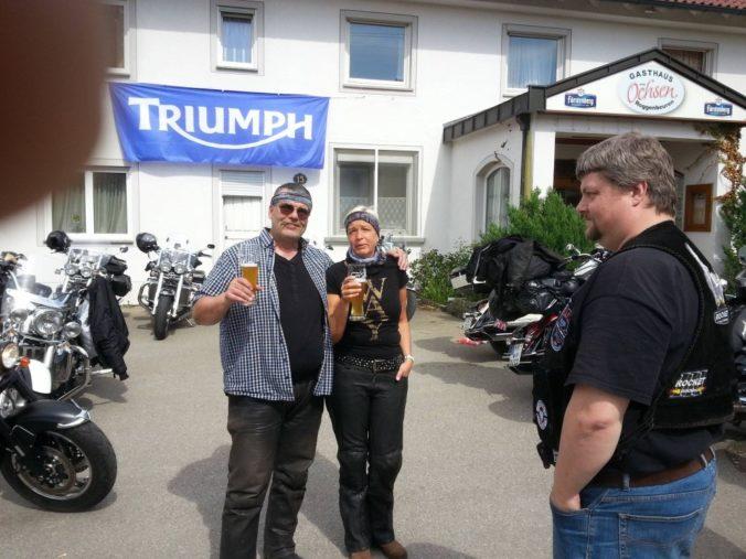 Triumph Rocket III Bodenseetreffen