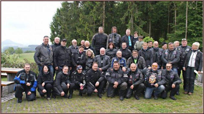 Triumph Rocket III Forum Bodenseetreffen