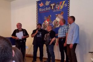 Triumph Rocket III Forumstreffen