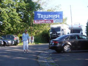 Triumph Rocket III Forum Burg Rockets om the Rock
