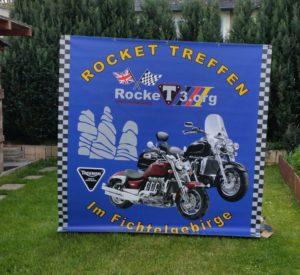 Triumph Rocket III Forum Fichtelgebirgstreffen