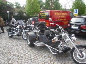 Triumph Rocket III Forum Frankenlandtreffen