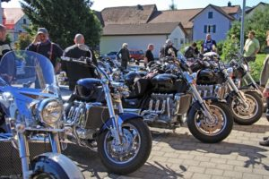 Triumph Rocket III Forum Pfingsttreffen