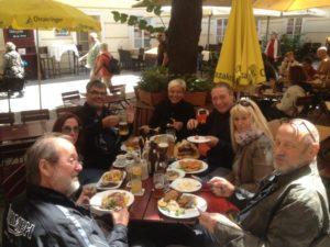 Triumph Rocket III Forum Treffen in Wien